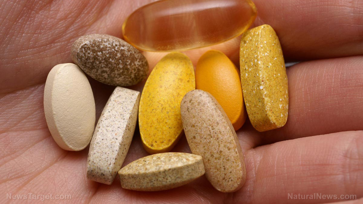 Clinical trials prove that antioxidants and amino acid supplements